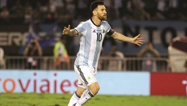 Brazil on verge of qualifying, Messi revives Argentina