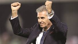 Iran coach Queiroz praises Lippi ahead of Tehran showdown