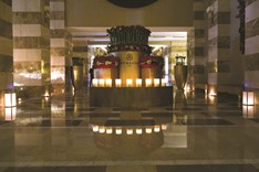 St Regis goes dark for Earth Hour