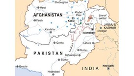 Pakistan to start fencing off border with Afghanistan