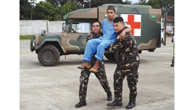 Troops rescue three Malaysian hostages from Jolo island