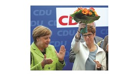 Merkel cheers state election win as 'Schulz effect' fizzles