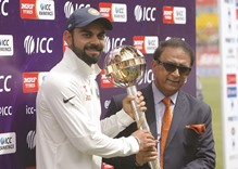Home season done and dusted, Kohli wants to win abroad