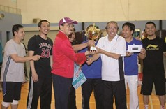 Indonesian community holds badminton championship