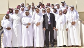 QU hosts meeting of academic officials from the GCC region