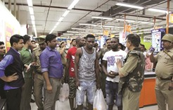 5 arrested over attack on Africans in Noida