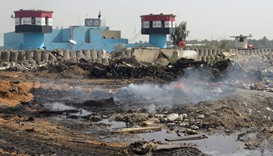 14 dead in IS truck bomb at Baghdad checkpoint