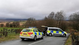 Five killed in British helicopter crash