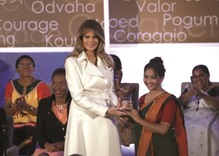 Women of Courage Award