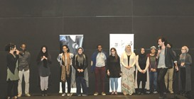'Poetry Slam' workshop concludes