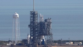 SpaceX poised to launch first recycled rocket