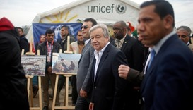 UN chief alarmed by Israel's approval of new settlement