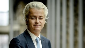 Anti-Islam Dutch MP Wilders upbeat despite polls' slide