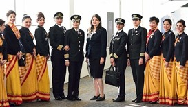 Air India claims record with all-female round-world flight