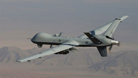 Suspected US drones hit al Qaeda targets in Yemen