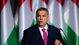 Hungary's Orban retains two-thirds legislative majority