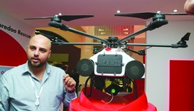 Ooredoo to power rescue drone project by Qatari startup
