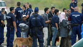 Hungary 'systematically' abusing migrants: MSF