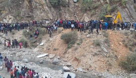 At least 24 dead in Nepal bus crash: official