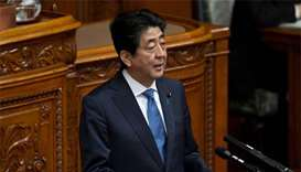 Abe, minister face pressure over suspected cronyism scandal