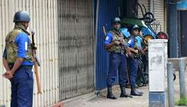 Fresh attack in Sri Lanka as tension remains high