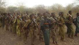 Oromo Liberation Front fighters