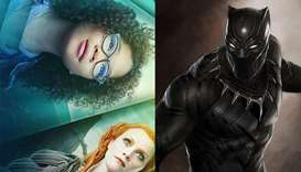 'Black Panther' tops 'Wrinkle'