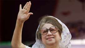 Bangladesh court grants bail to jailed opposition chief