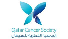 Qatar Cancer Society logo