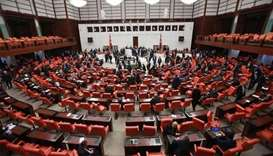 Turkish parliament passes controversial voting law