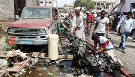 Bomb attack on military kitchen in Yemen kills four