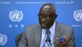 Efforts made to 'cleanse' Rohingya, UN genocide adviser says