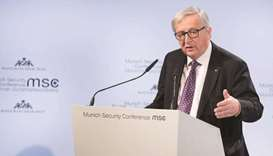 Juncker's dangerous defence strategy