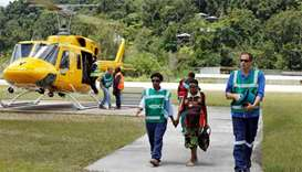 Papua New Guinea quake death toll rises to 125