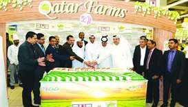 MME, MEC launch Qatar Farms Program to support local products