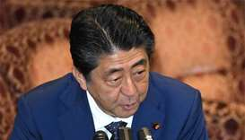 Abe says he and wife not involved in discount land sale