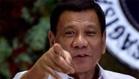 Philippines' Duterte now targets fake drugs