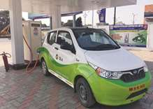 Ola's electric vehicle trial a red flag for Modi plan