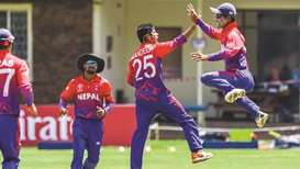 Nepal complete 'massive' leap to ODI nation