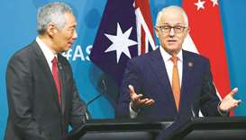 Asean, Australia reject US policy of protectionism