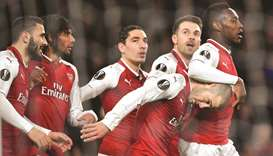 Arsenal vow fan safety in Moscow clash is 'top priority'