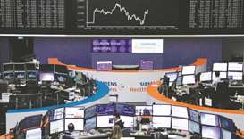 Low inflation stimulating stock markets in Europe