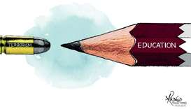 Education Vs Terrorism