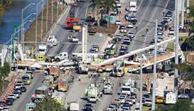 Engineer warned of cracking in US bridge before deadly collapse