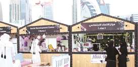 Nama's incubation projects take part in QIFF