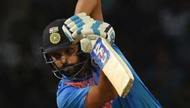 Indian captain Rohit Sharma