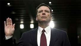 Fired FBI chief Comey's book soars to top of Amazon lists