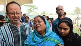 Bodies of Bangladeshi victims of plane crash arrive home