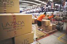 Alibaba doubles Lazada investment to $4bn