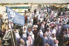 Thousands flocking to auction of vehicles owned by Saudi tycoon